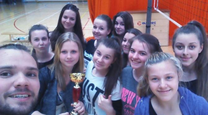III miejsce turnieju kadetek w Mikołowie