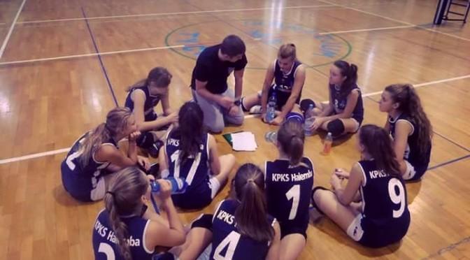 Zajęcia sekcji piłki siatkowej- nabór