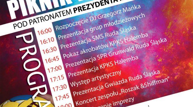 Prezentacja drużyn siatkarskich naszego Klubu !