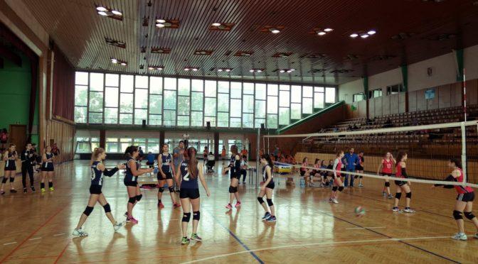 Młodziczki I: 2 turniej I etapu