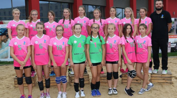 Młodziczki II: 2 turniej I etapu