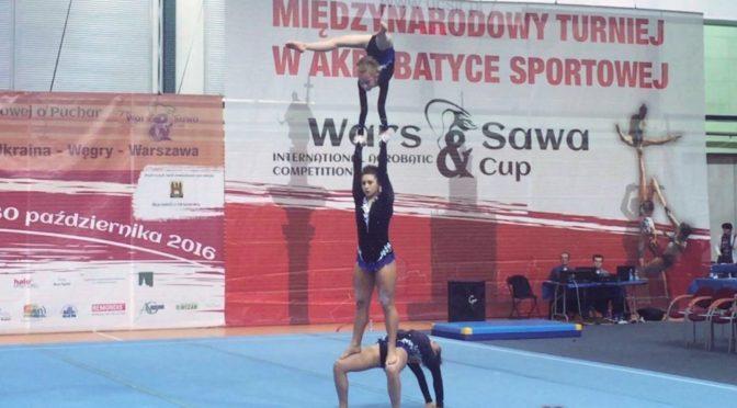 """7. Międzynarodowy Turniej w Akrobatyce Sportowej o Puchar """"Warsa i Sawy"""""""