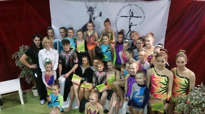 Międzynarodowe Otwarte Mistrzostwa Czech w Akrobatyce Sportowej
