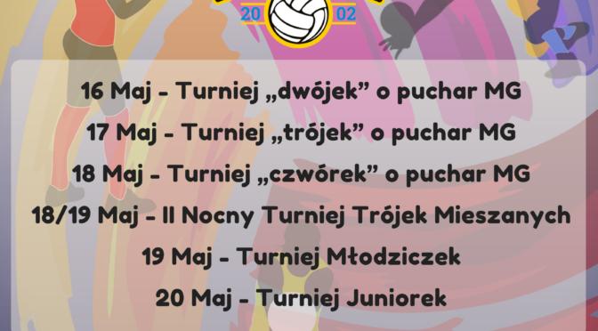 Młodzieżowy Festiwal siatkówki 2018