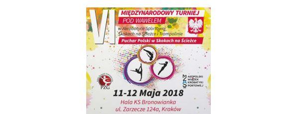 Turniej Akrobatyki w Krakowie