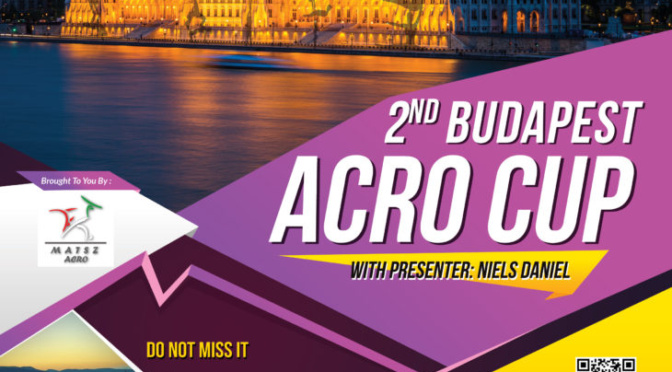 2nd Acro Cup – Budapeszt