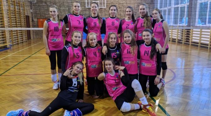 Kadetki: UKS Spartakus Zabrze – KPKS Halemba