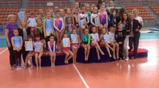 Mistrzostwa Śląska w Akrobatyce Sportowej