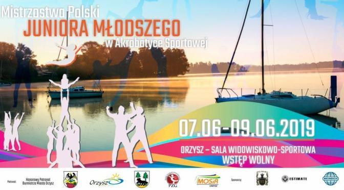 Mistrzostwa Polski Juniora Młodszego