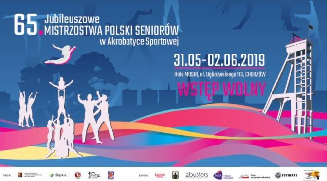 Mistrzostwa Polski w Akrobatyce