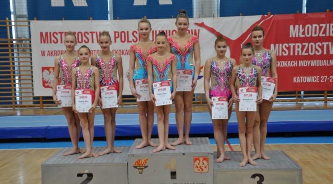 Brązowy medal w Katowicach