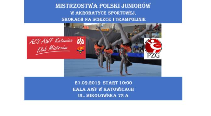 MPJ w Akrobatyce w Katowicach
